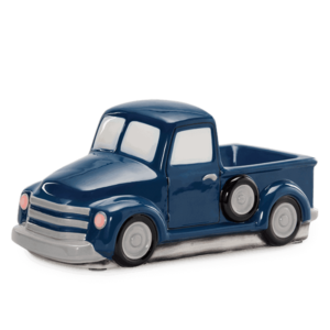 scentsy blue truck