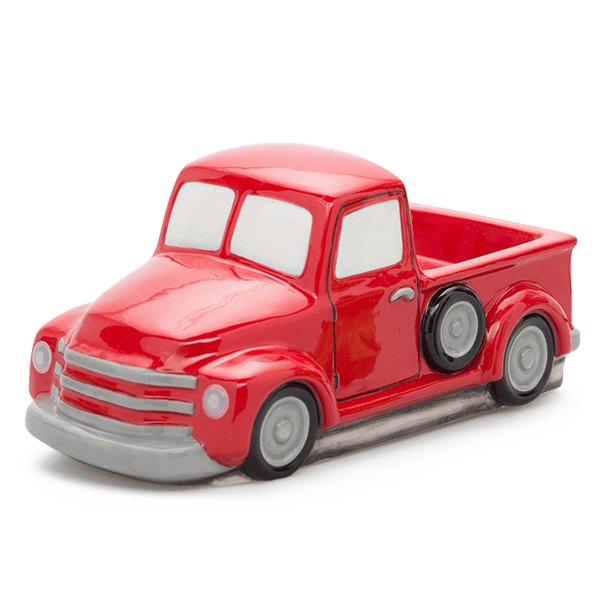Retro Red Truck Warmer