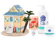 Collection Of Summer Products