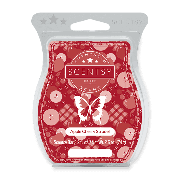 scentsy apple cherry bar