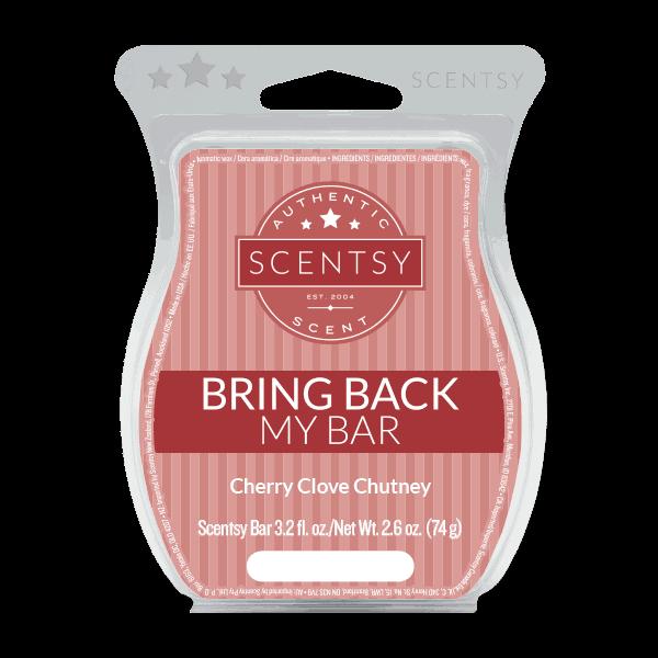 scentsy store cherry clove