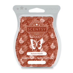 scentsy autumn hearth bar