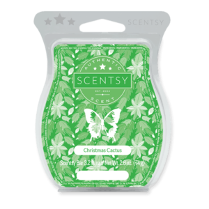 Christmas Cactus Scentsy Bar