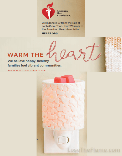 heart nightlight