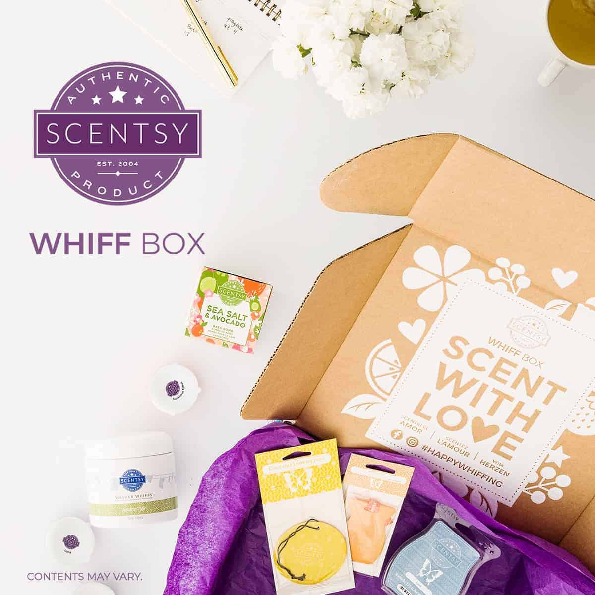 scentsy box