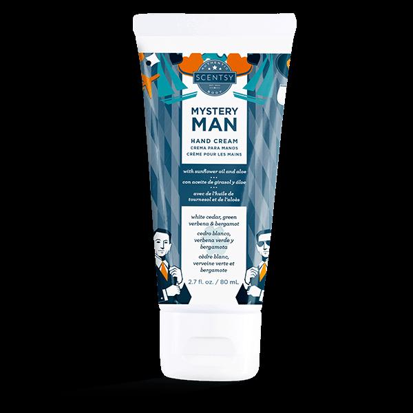Mystery Man Hand Cream