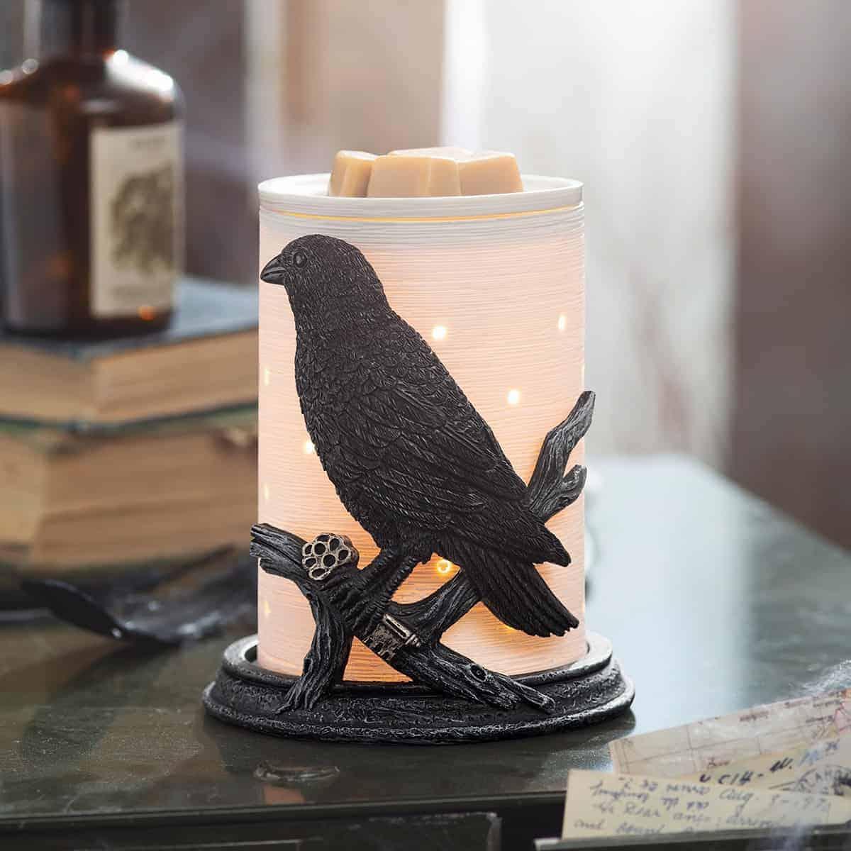 BIRD WRAP BLACK