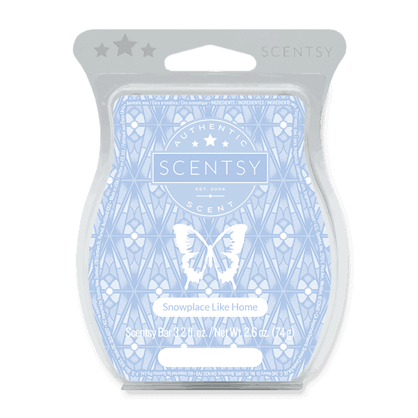 scentsy snowplace like home scent bar