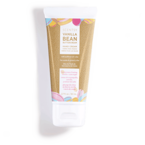 Scentsy Vanilla Bean Buttercream Hand Cream