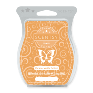 scentsy caramel scent