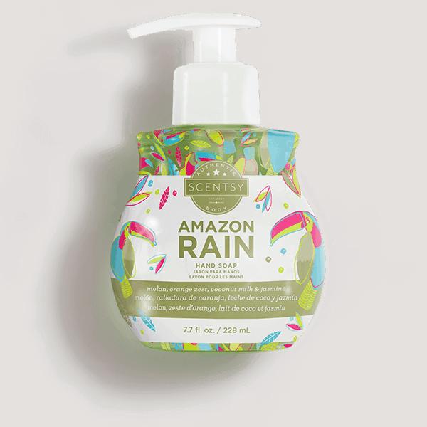 Amazon Rain Hand Soap