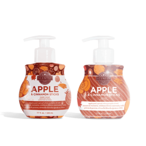 Apples & Cinnamon Sticks Bundle