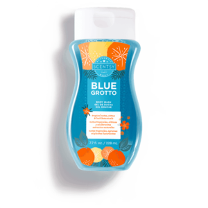 Blue Grotto Body Wash