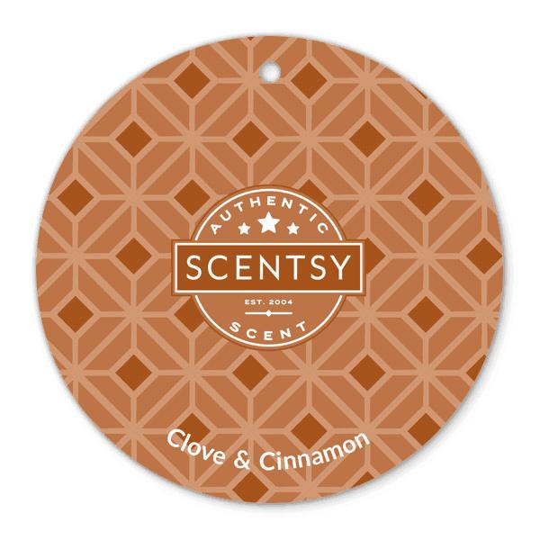 scent circle clove