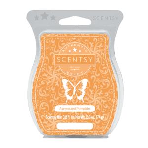farmstand pumpkin scent