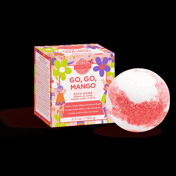 go go mango bath