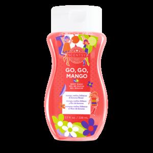 scentsy go go mango wash