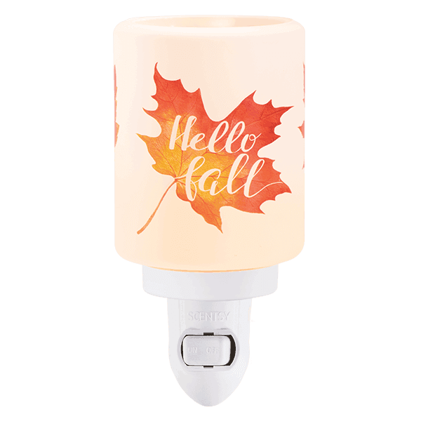 hello fall warmer