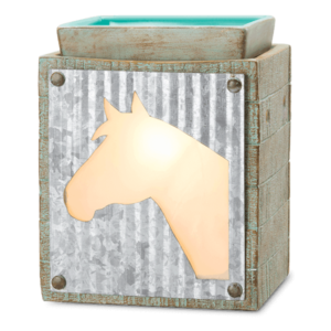 horse scentsy warmer