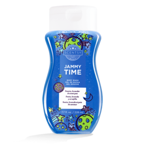 scentsy jammy time body wash