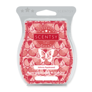 johnny appleseed wax scentsy