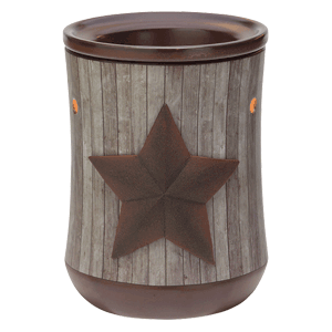 candle warmer star