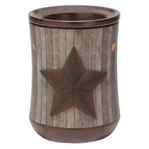 candle warmer star