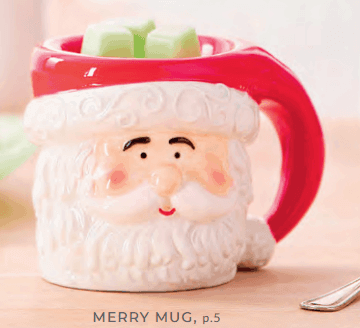 santa mug warmer