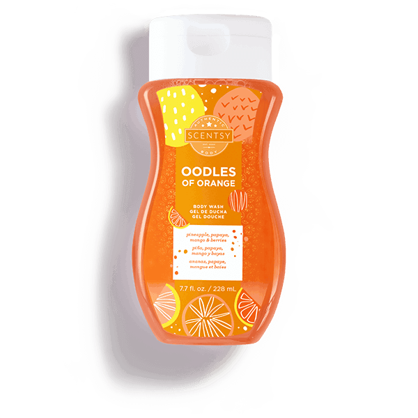 Oodles of Orange Body Wash