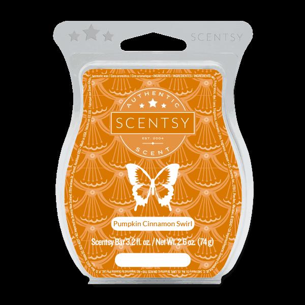 pumpkin cinnamon wax