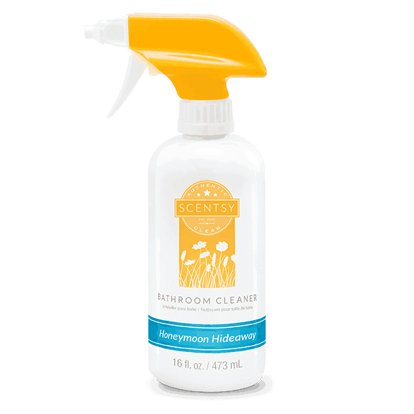 bathroom cleaner scentsy