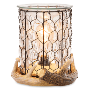 Antler Lodge Candle Warmer
