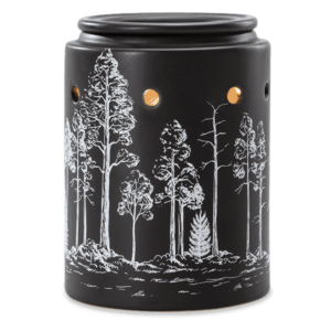 warmer scentsy black