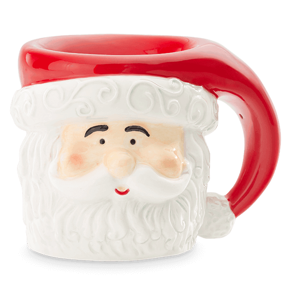Scentsy Merry Mug Santa Warmer For Holidays Scentsy Store