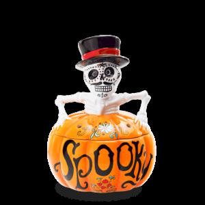 warmer spooky