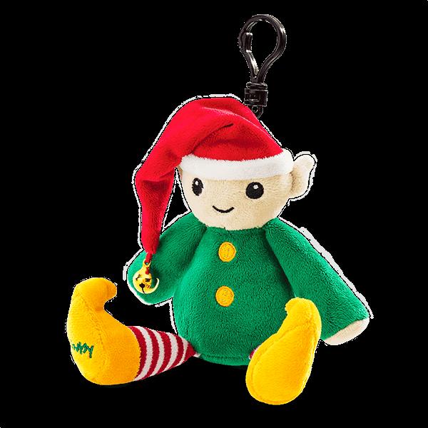 Elf Buddy Scentsy Clip