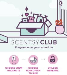 scentsy club subscription