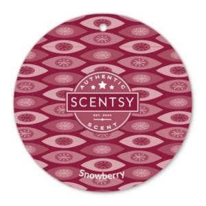 Snowberry Scent Circle