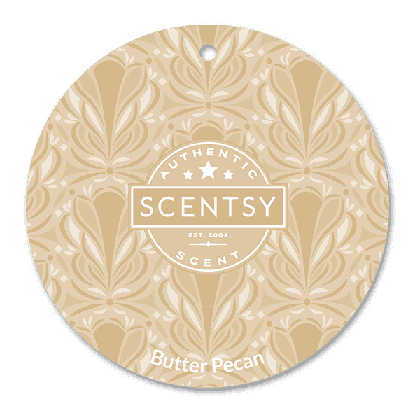 pecan butter scentsy scent circle