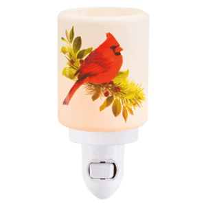 Christmas Cardinal Mini Warmer