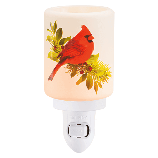 Scentsy cardinal mini warmer