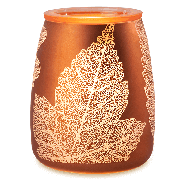Gold Leaf Warmer
