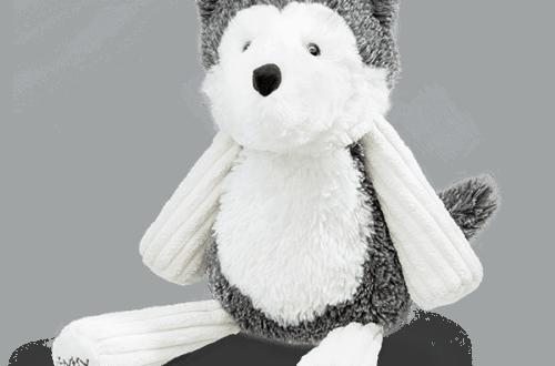 husky scentsy dog buddy front