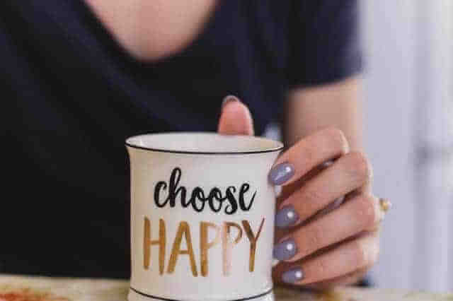 coffee happy cup
