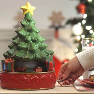 scentsy christmas tree warmer