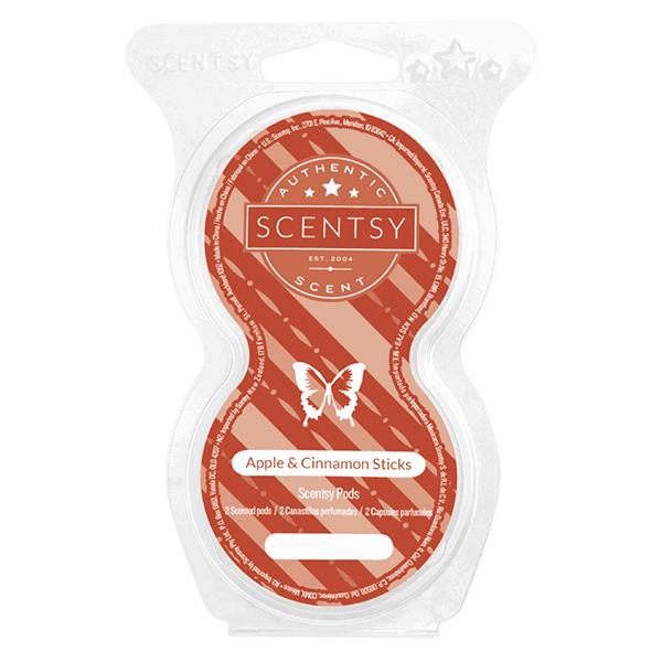 Apple Cinnamon Sticks Scentsy Pods