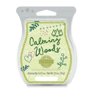 Calming Woods Scentsy Bar