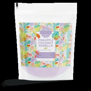 scentsy soaks coconut vanilla