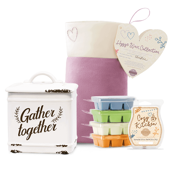 scentsy new hygge collection