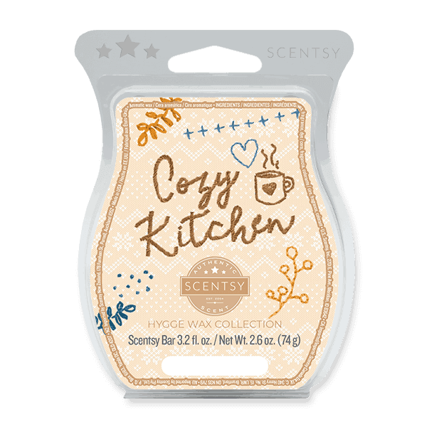 Scentsy Cozy Kitchen Scent Sentsy Hygge Scent Collection